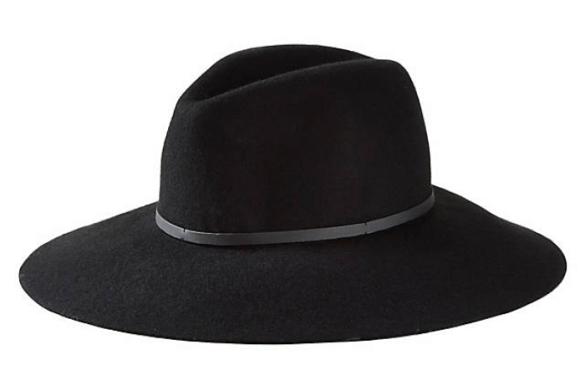 Express wool matador hat, $49. express.com.