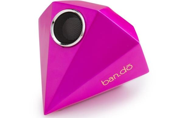 Band.do giant gem speaker, $40. brit.co.