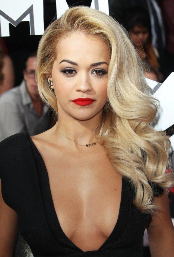 look of the day rita ora at MTV Movie Awards 2014